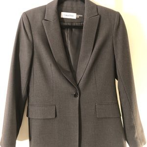 *NEVER WORN* Calvin Klein Skirt and Suit Jacket